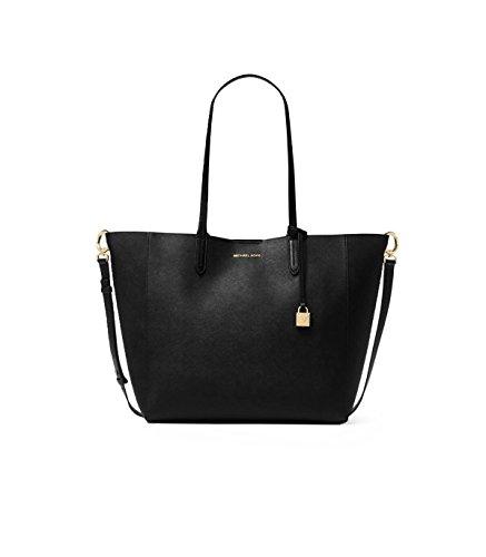 Michael Kors Penny Large Tote Bag One Size BLACK