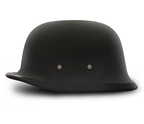 Daytona Helmets German- Dull Black
