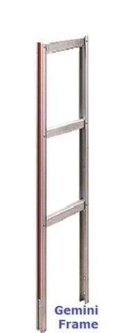- BP Mfg. Junior Convertible Replacement Frame High Cap. w/Extra Crossmember