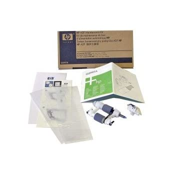 Includes the ADF paper pick-up roller assembly and the separation pad assembly Replaced Q3938-67994 HP Q3938-67999 ADF maintenance kit