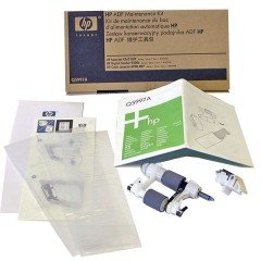 - - HP LaserJet 4345 MFP, M4345 MFP, Color LJ 4730 MFP, CM4730 MFP ADF Maintenance Kit (Includes ADF Paper Pickup Roller Assembly, Separation Pad Assembly, 3 Clear Mylar Replacement Strips)