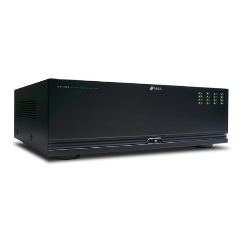 Niles SI-1650 16-Channel Fully-Configurable Power Amplifier (Black)