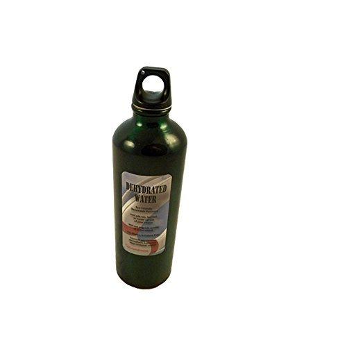 DEHYDRATED WATER Aluminum Bottle / Tumbler - (Eco Green, Aluminum)