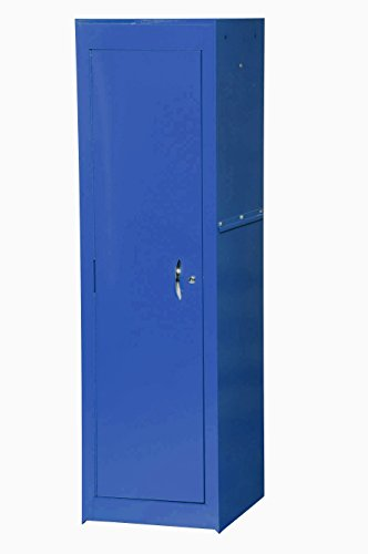 International VRS-4201BU 15-Inch Full Locker Side Cabinet with 2 Adjustable Shelves ()