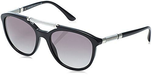 Grey Adulto Unisex de Black Gafas Sol Armani Negro qxO0fpn8