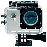 Gadgets México Camara Deportiva Sportcam HD 1080P Sumergible - Plata