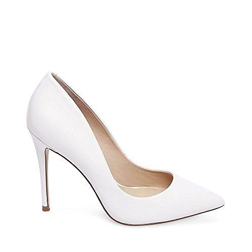 marketable Steve Madden Women's Daisie Dress Pump White Leather 2014 cheap price zIFPjC