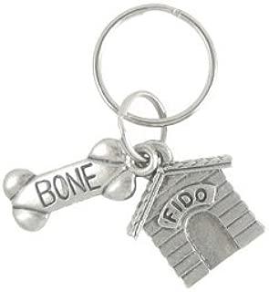 product image for Doghouse & Bone Keyrings