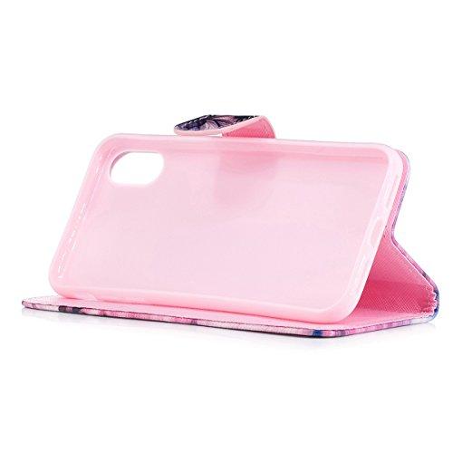Inch 5 5 Design 8inch 8 Case Funzione Inshang Con Cover Per Phantom Di Portafoglio Custodia X Iphonex Supporto Iphone Integrato 8xxY7qg