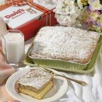 Davids Cookies Original Crumb Cake