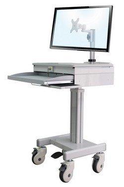 Laptop Security Cart - 5
