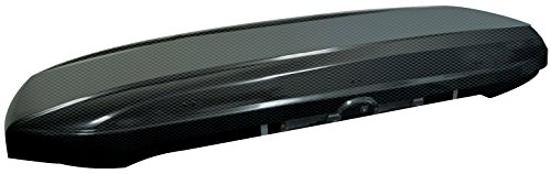 - INNO BRA1170CA Shadow 15 Low Profile Cargo Box - 11 Cubic FT (Carbon Fiber Print)