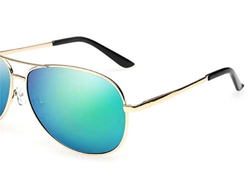 Gafas de Hombres de protectoras sol los Mujeres Gafas de Gafas viajar Conducción aire Azul sol la hombres polarizadas Ciclismo libre al para para pesca UV400 rIEcvqwE