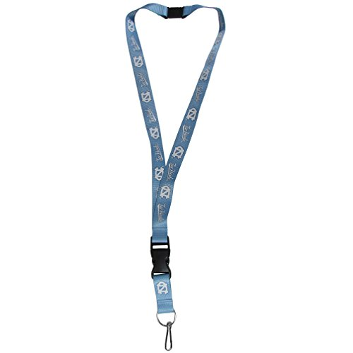 NCAA North Carolina Tar Heels Lanyard