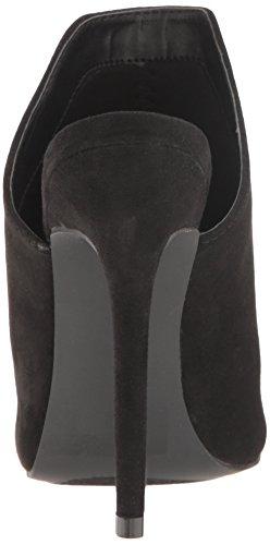 Qupid Womens Diamond-55 Mule Black