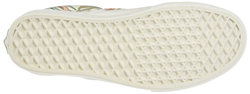 Furgoni Classici Unisex Slip-on Del Pattino (california Floreale) Razza (q8i) (california Floreali) Marshmallow / Marshmallow