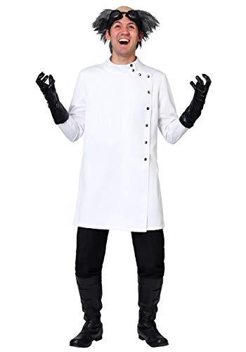 Adult Mad Scientist Costume Large