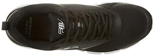 e6b0c9a77377 Fila Men s Memory Foam SteelSprint Athletic Shoes