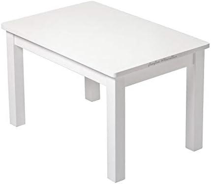 Pioupiou et Merveilles Ma primera mesa blanco: Amazon.es: Bebé