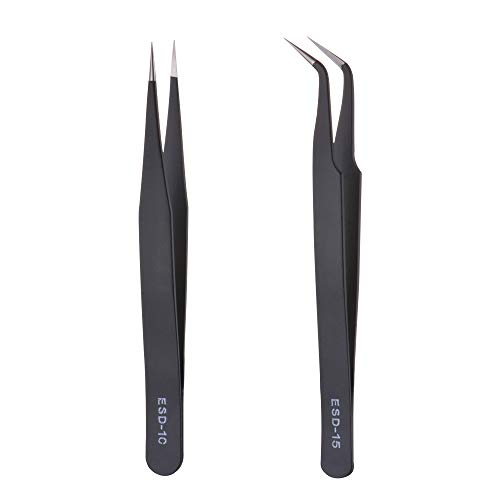 XCSOURCE 10pcs 3D Printer Accessories Clipper Tweezers Spade Repair Cutter Tool Set for Model Deburring Clean-up TE1065 by XCSOURCE (Image #4)