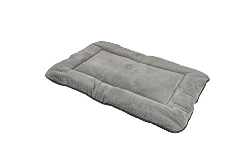 "Messy Mutts Retreat Mat, Medium (21"" x 30""), Grey For Sale"