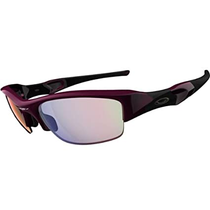 7b1e0b9015 Image Unavailable. Image not available for. Color  Oakley Flak Jacket  Women s Asian Fit Sport Sportswear Sunglasses Eyewear ...