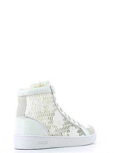 Blanc Bianco Guess Des Flgrc1 Espadrilles ele12 Hautes Femmes nwfqaYF76
