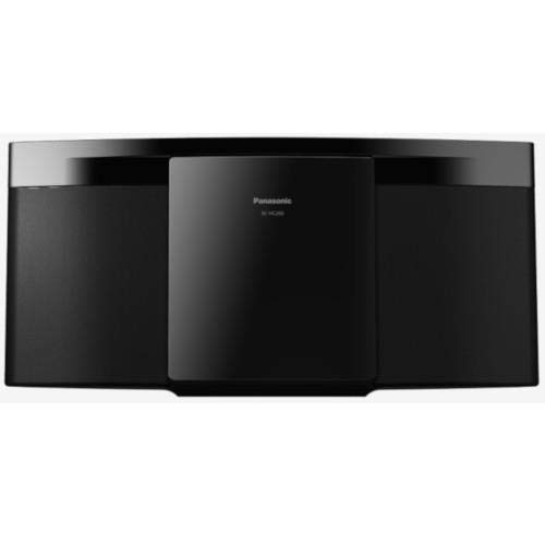 Panasonic SC-HC200K - Compact Stereo System, Stylish Audio for Modern Living, Shelf Stereo