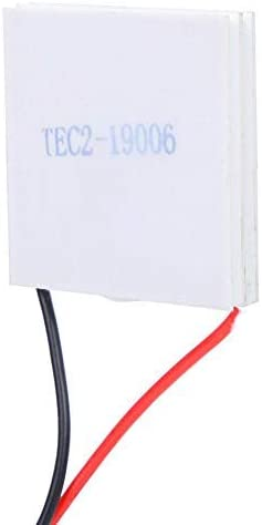 Nobrand TEC2-19006 semiconductor Refrigeration Cooler Double Layer Cooling Plate Heatsink Thermoelectric Peltier Board 40x40 mm