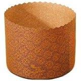 "Qualita Paper Baking Moulds - Panettone - 5¼"""