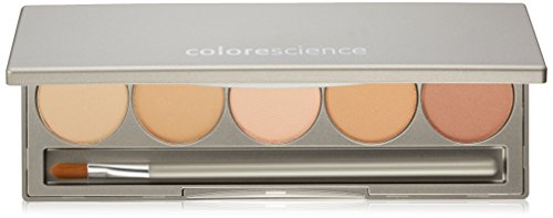 Colorescience Mineral Corrector Palette, Light to Medium