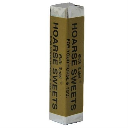 Gold Label 'Hoarse' Horse & Rider Soothing Lozenge Sweets To Improve ()