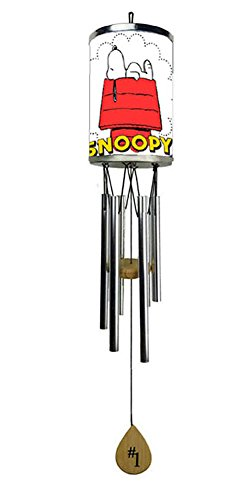 JS Snoopy Wind Chime, The Comic Strip Peanuts