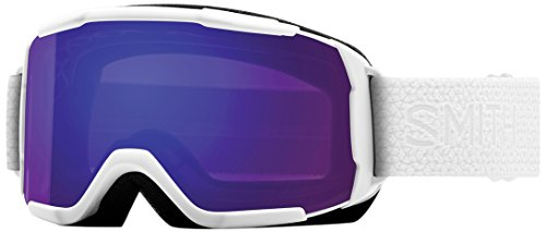 Smith Showcase OTG Goggles (White - Dragon Sunglasses Uk