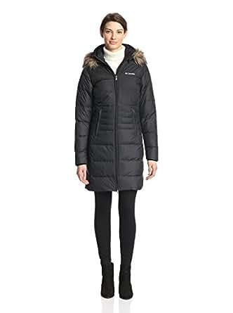 Amazon.com: Columbia women Trinity 12 long down coat