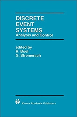 Discrete event systems analysis and control the springer discrete event systems analysis and control the springer international series in engineering and computer science 2000 edition kindle edition fandeluxe Image collections