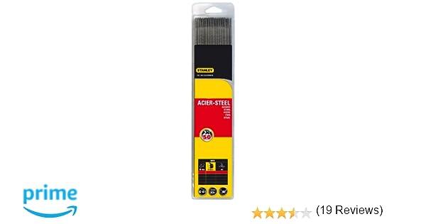 Stanley 460816 - Electrodos para soldadura (50 unidades, 1,6 mm de diámetro): Amazon.es: Industria, empresas y ciencia