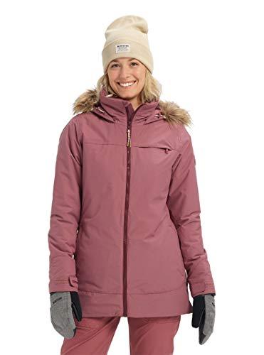 (Burton Women's Lelah Jacket, Rose Brown,)