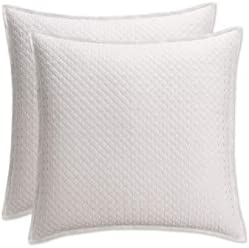 Royal Heritage Home Heritage Valencia European Pillow Sham in Ivory