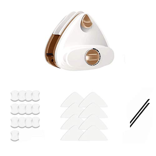 Dubbelzijdig Magnetisch Verstelbare Vervangingsset Voor Glasreiniger Ruitenreiniger Glaswisser Wasborstel…