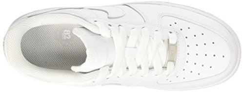 da 1 White Basketball Bianco Wmns White Nike Blanco Scarpe Force Donna Air '07 qtTY4O