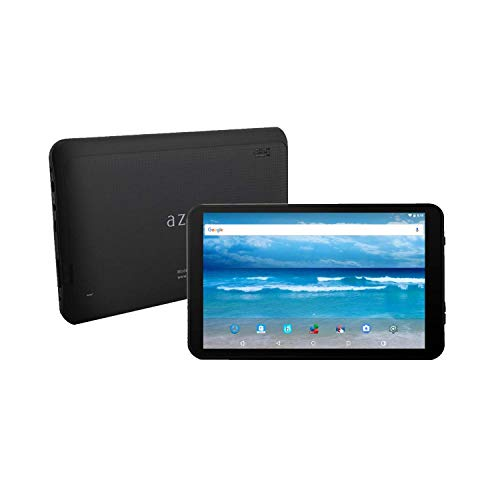 7 Inch Android 8.1 Oreo Google Certified HD Tablet by Azpen 8GB Bluetooth Google Play Store and Skype Facebook and Instagram (2019 Latest Version)