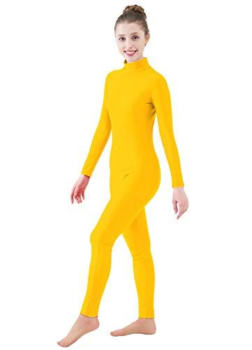 Sharpie Marker Costumes - Ensnovo Womens Turtleneck Spandex Long Sleeve