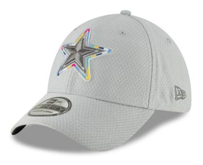 Amazon.com   Dallas Cowboys New Era Crucial Catch 39Thirty Cap ... f2cd8081571