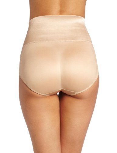 9aee4882b8b94 Heavenly Shapewear Women s High Waist Padded Brief at Amazon Women s  Clothing store  Padded Panites