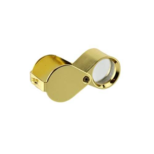 Buy jewelers loupe gold