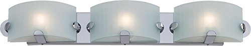 George Kovacs P5253-077, Pillow Bath Bar, Chrome by Kovacs
