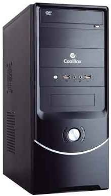 CAJA ATX COOLBOX F20 USB 2.0 500W: Amazon.es: Electrónica