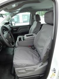 Sensational Amazon Com Durafit Seat Covers C1141 Gray Endura For Chevy Machost Co Dining Chair Design Ideas Machostcouk