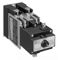 Schneider Electric 8501XO20XLV02 Relay 600VAC 10AMP Nema options